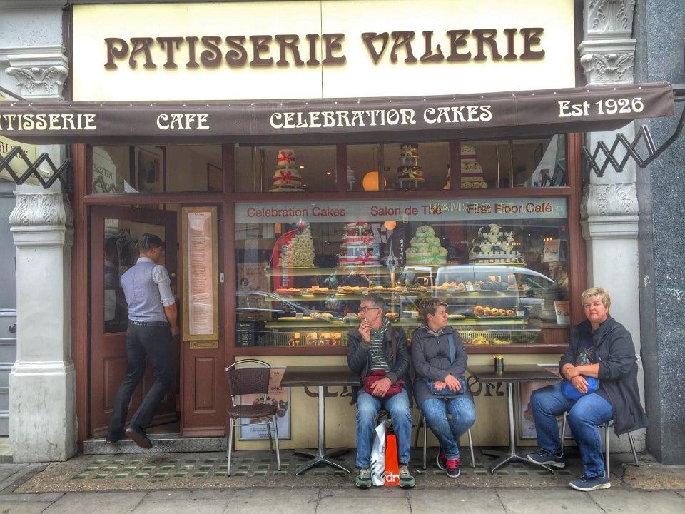 Photo of Patisserie Valerie (Soho) CLOSED
