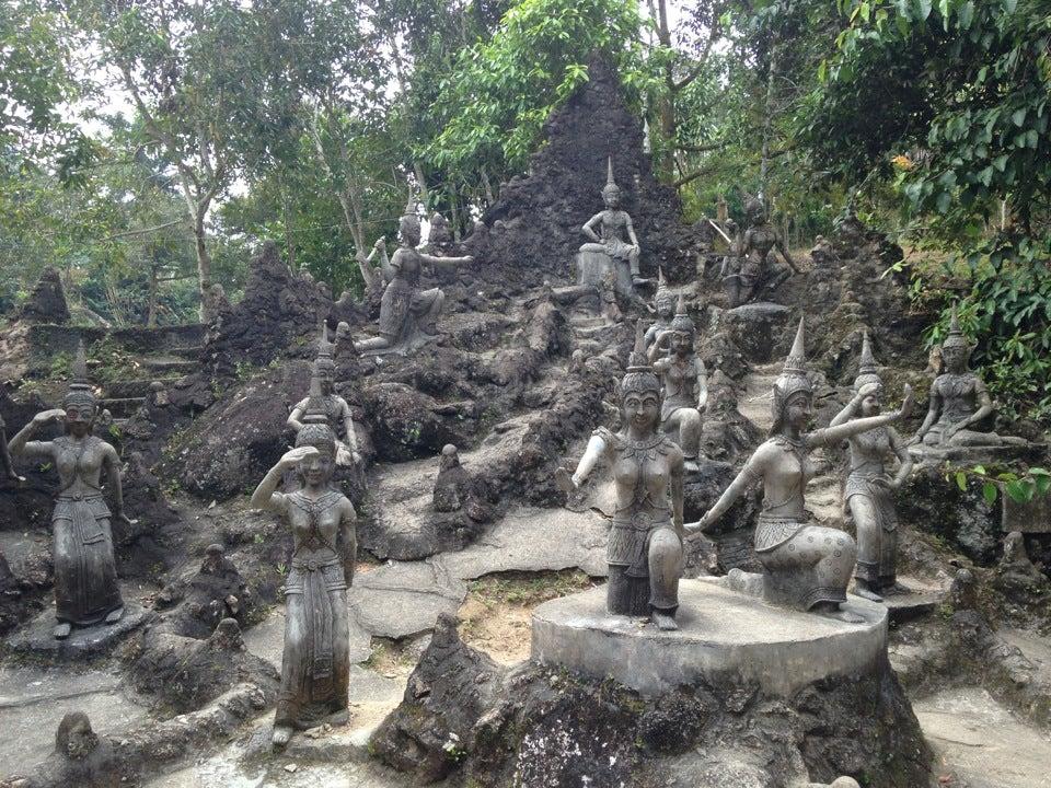 Visit Secret Buddha Garden