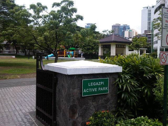 Legaspi Park