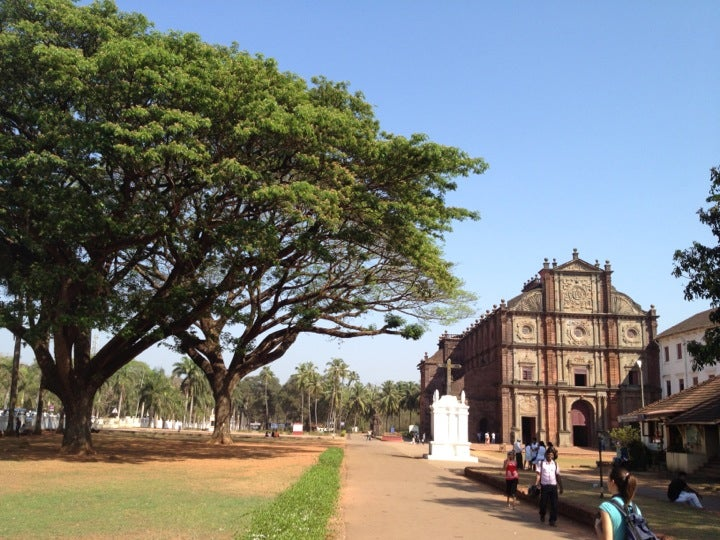 Half Day Tour Of South Goa