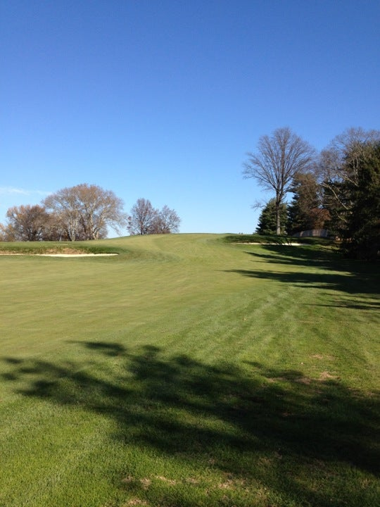 Gulph Mills Golf Club, Gulph Mills Course