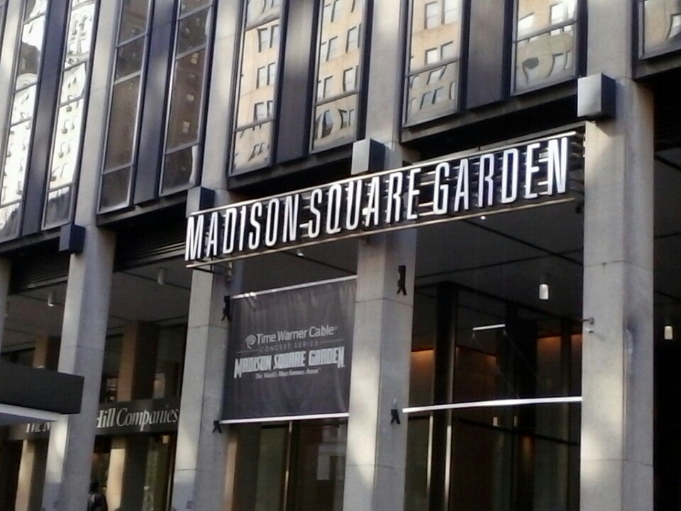Photo of Madison Square Garden