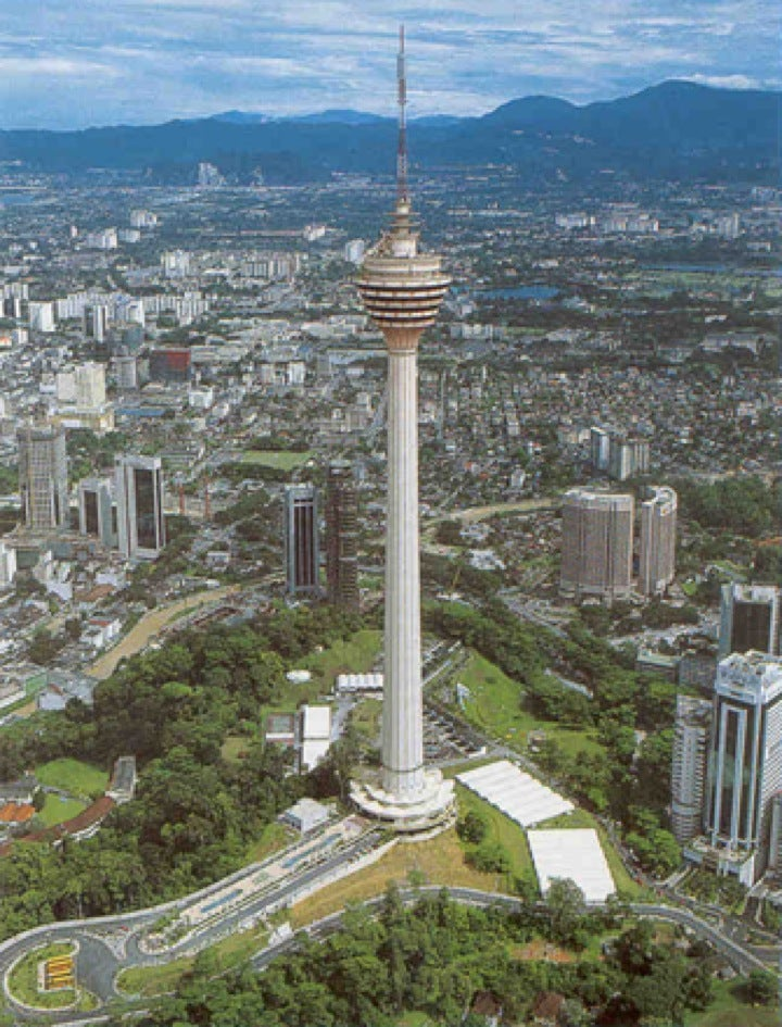 Kl Tower (menara)