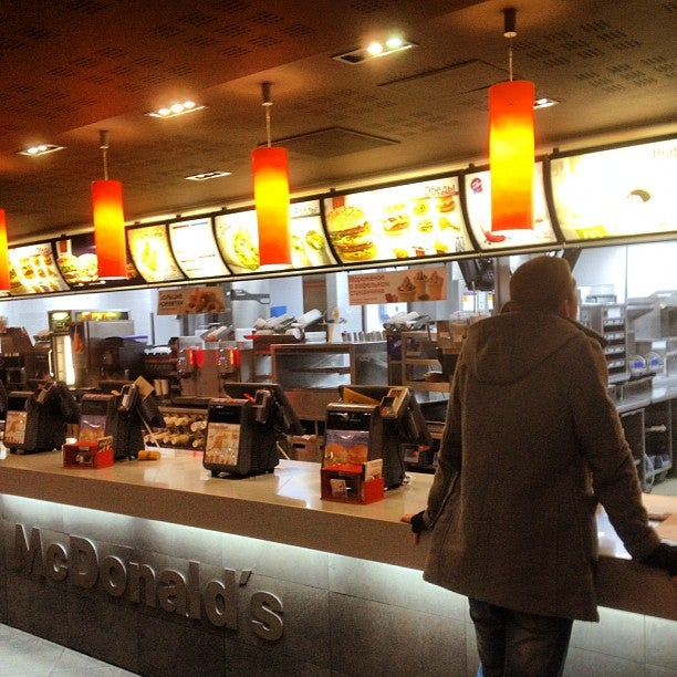 a profile overview of moscow mcdonalds