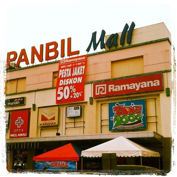 Panbill Mall Batam