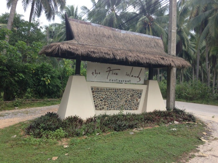 The Five Islands Restaurant