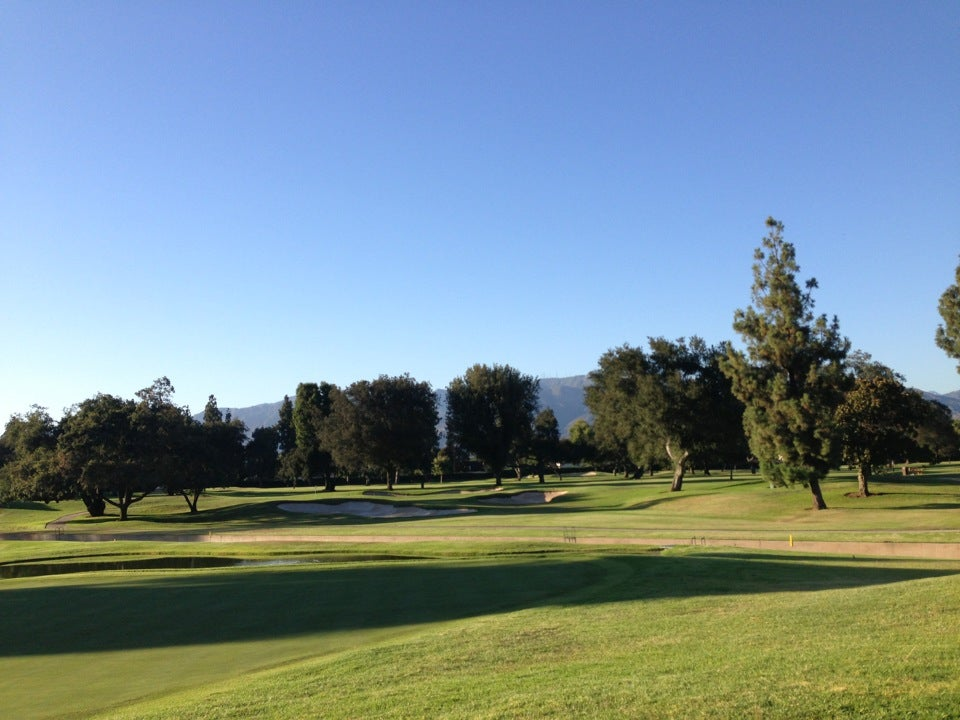 San Gabriel Country Club, San Gabriel Course