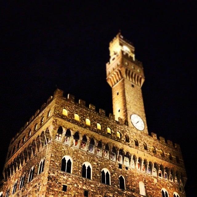 Visit Of Palazzo Vecchio And Piazza Della Signoria