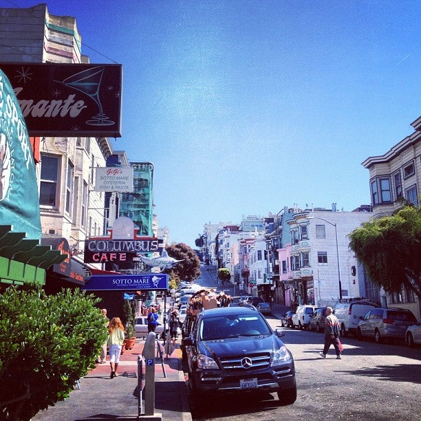 North Beach Shopping