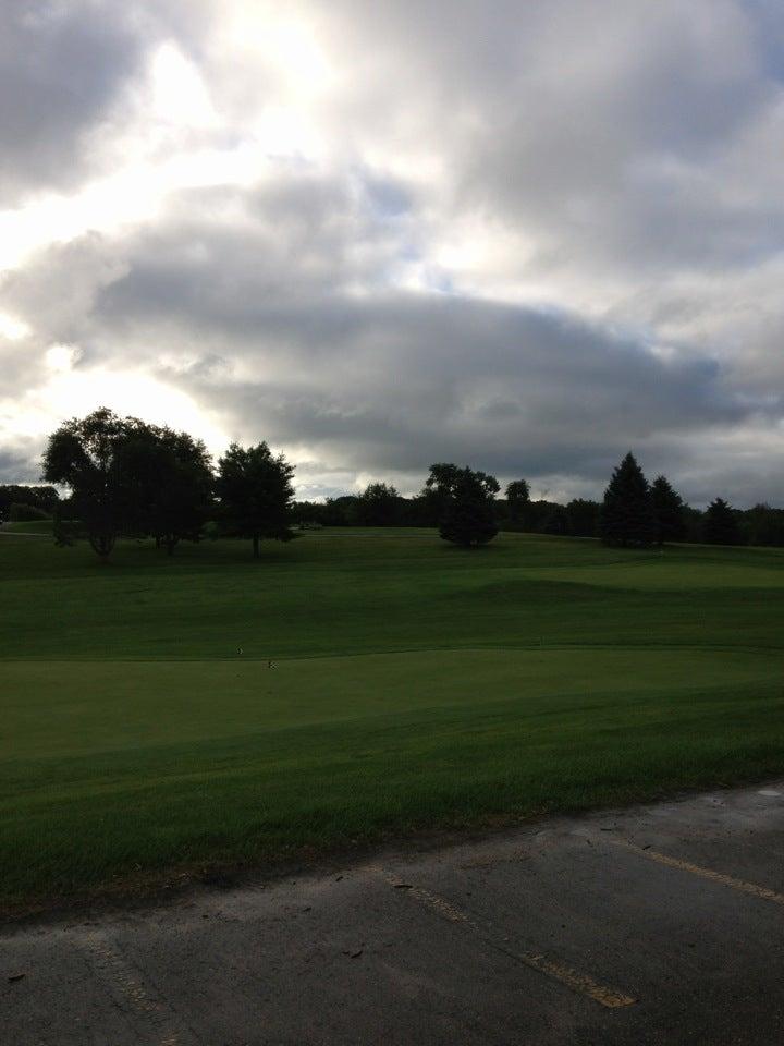 Foxboro Golf Club, Foxboro Course