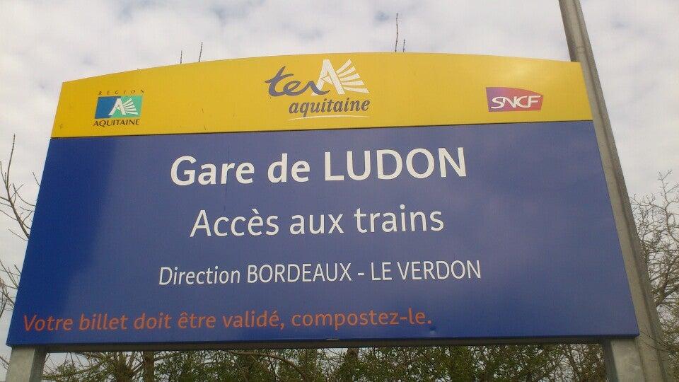 Station van Ludon