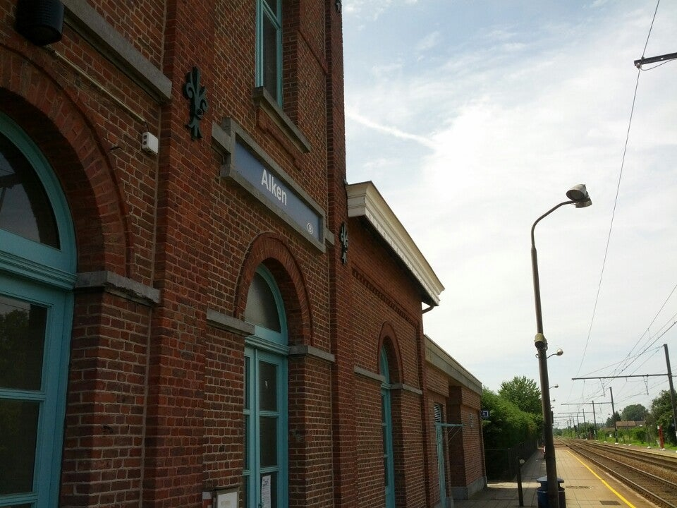 Gare d'Alken