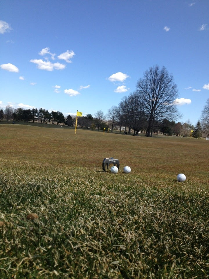 Hominy Hill Golf Course