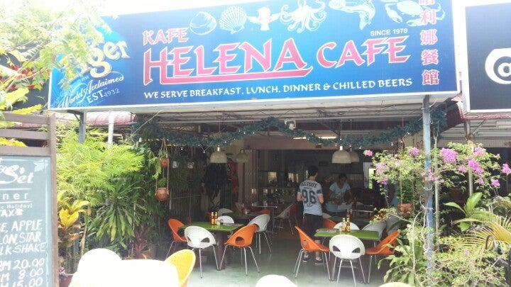 Helena Cafe
