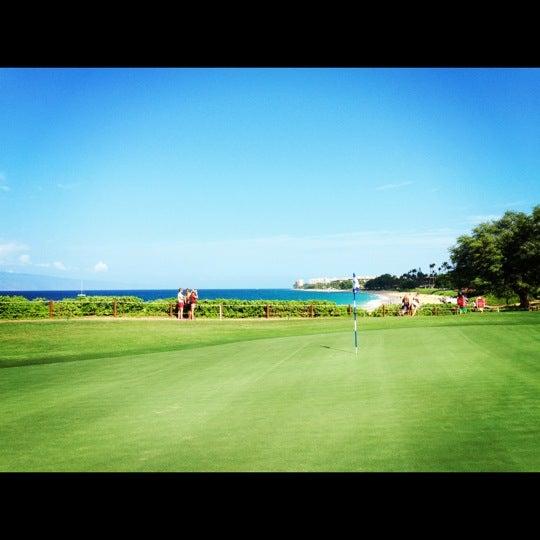 Ka'anapali Golf Resort, Kaanapali Kai Course