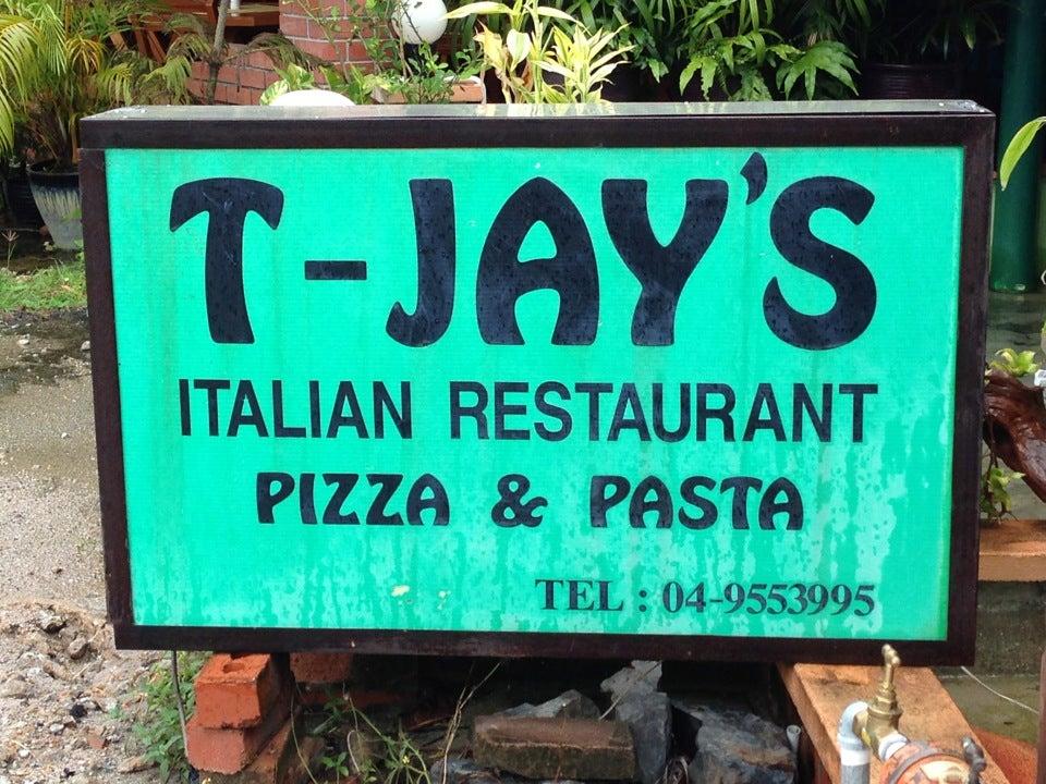 T. Jay's Italian Bistro & Pizzeria