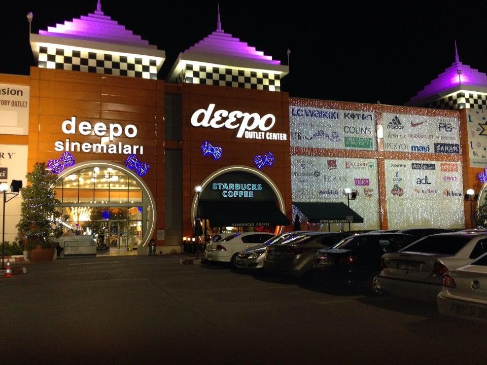 Deepo Outlet Center