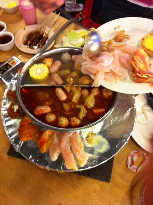 Dim Sum Food Restaurant
