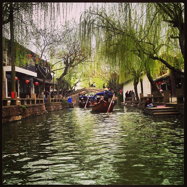 Zhou Zhuang, Water Village Half Day Tour