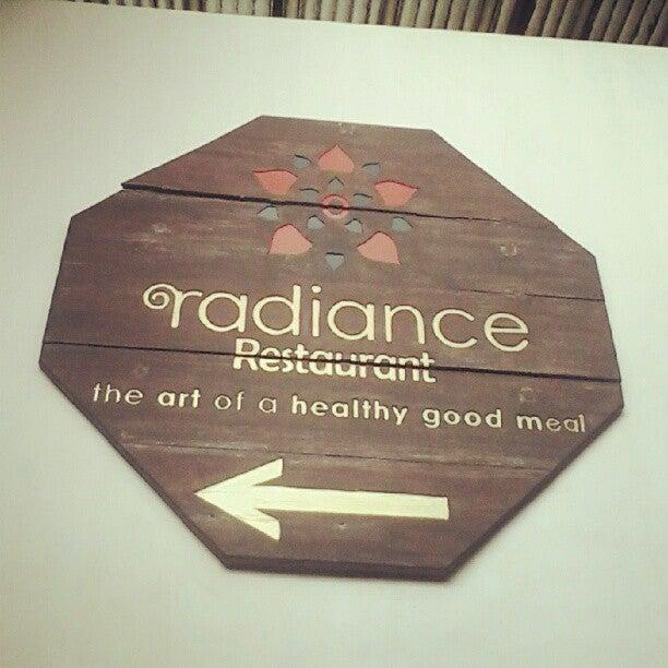 Radiance Restaurant