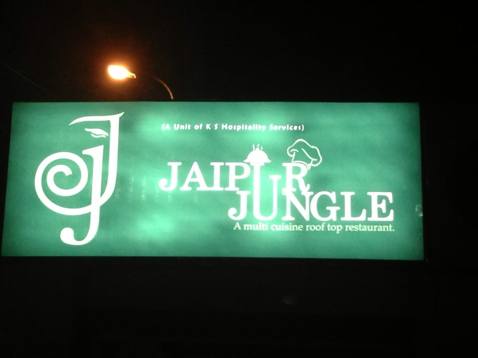 Jaipur Jungle