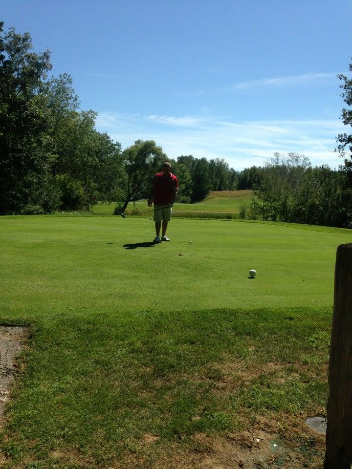 Bear Lake County Highlands Golf Course, County Highlands Course