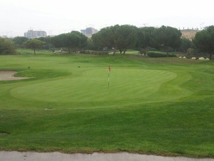 Club De Golf La Galiana