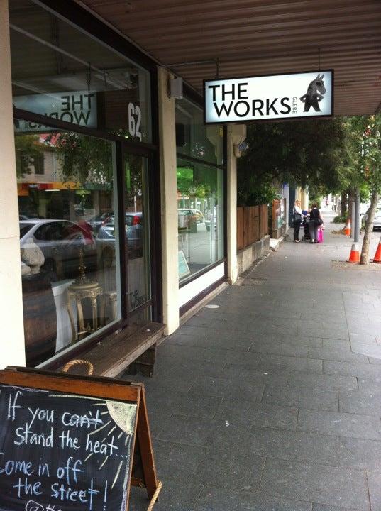 The Works Glebe