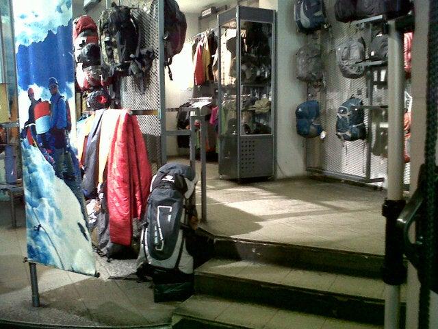 Eiger Shop