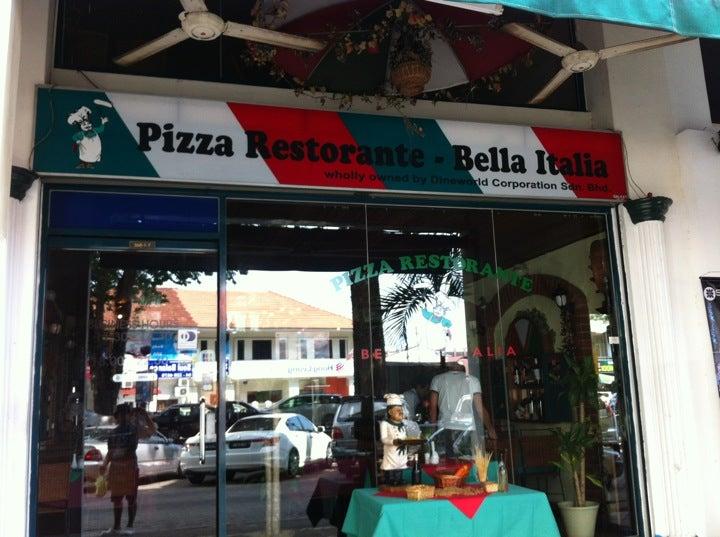 Pizza Ristorante Bella Italia