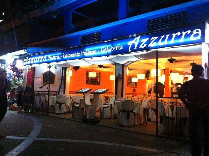Azzurra Italian Restaurant