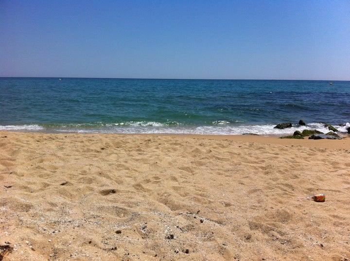 Caldetes Beach