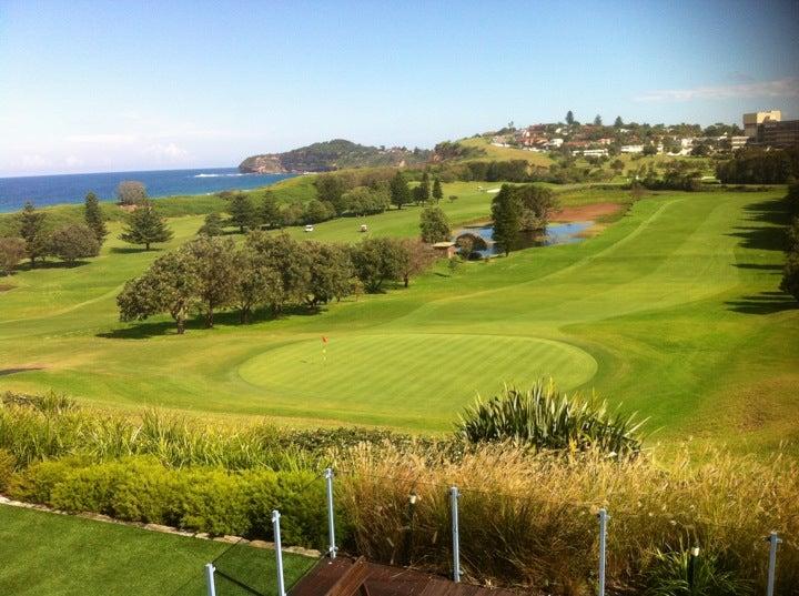 Mona Vale Golf Course
