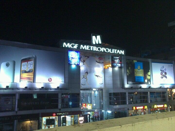 Mgf Metropolitan