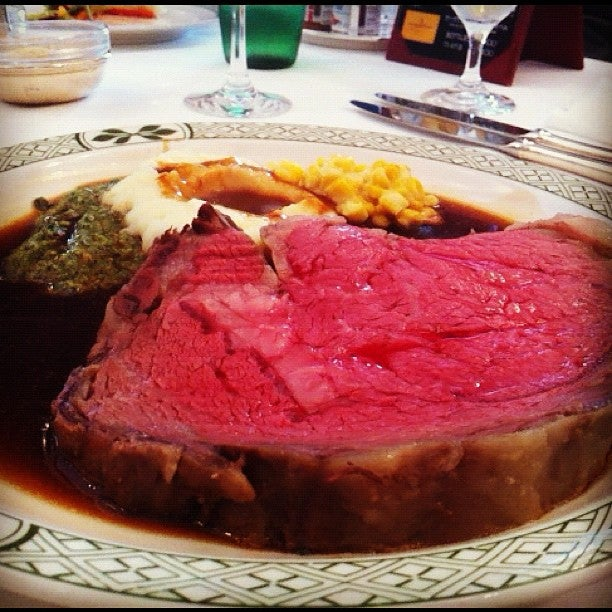 Lawry's The Prime Rib ロウリーズ 大阪 (Steakhouse)