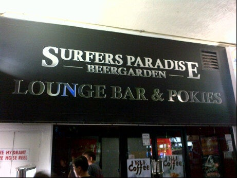 Surfers Beer Garden