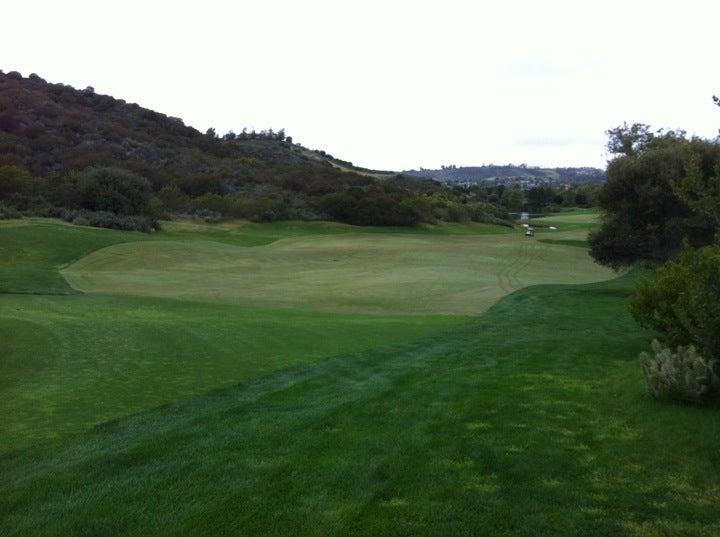 Shady Canyon Golf Club, Shady Canyon Course