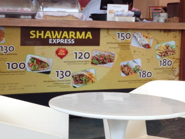 Shawarma Express, Jungceylon