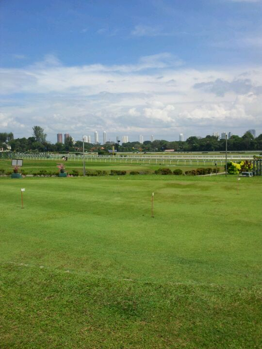 Penang Turf Club (golf Club Section)