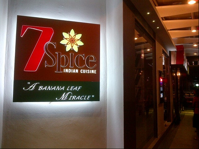 7 Spice Indian Cuisine