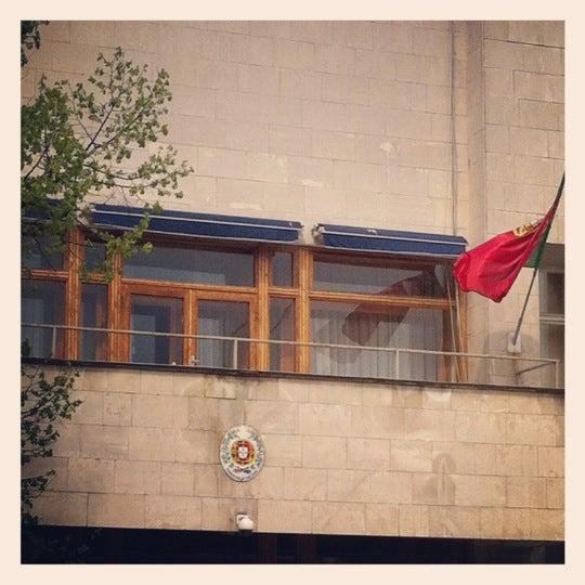 профиль: траектория посольство португалии в москве Загребе для туристов