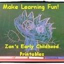 Zan's Early Childhood P.