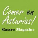 Comer en Asturias