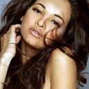 Gina Diaz Glam Hair Extensions at Acqualina