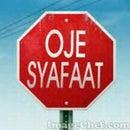 Oje Syafaat