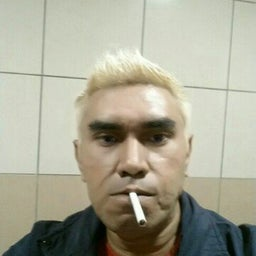 ridzuwan blonde