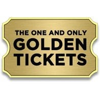 The One & Only Golden Tickets