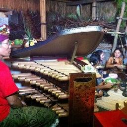 Rindik Bambu Bali