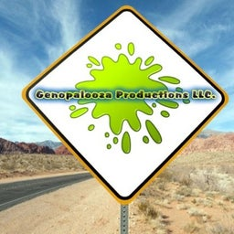 Genopalooza Productions LLC. Bust-A-Gut Comedy/ Game On!