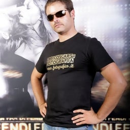Alessandro Model Promoter